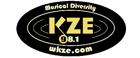 WKZE--true musical diversity